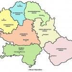 Distretti della Vojvodina